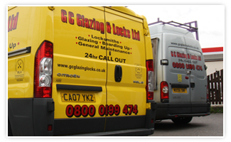 locksmith and glazier essex